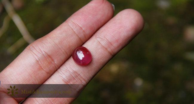 Mustika Merah Delima Ampuh